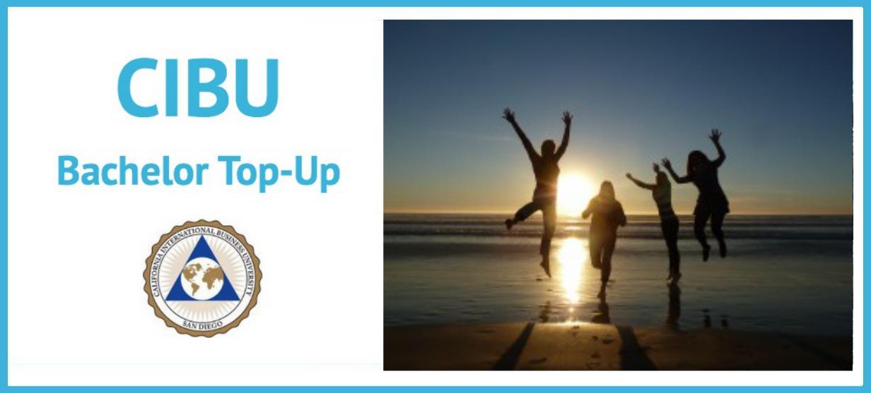 CIBU Bachelor Top-Up