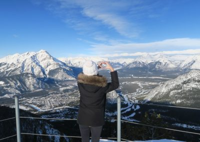 VIU (Canada) – Rocky Mountains Gondola
