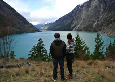 20_VIU_Alessandra C_Short stop at Seton Lake
