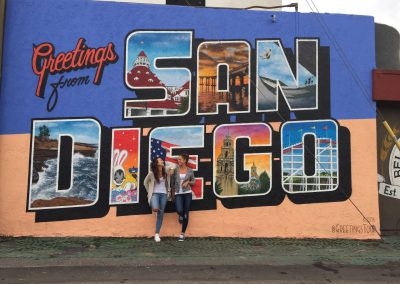 National University (USA) – Greetings from San Diego