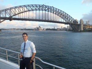 ICMS - Sydney Harbour
