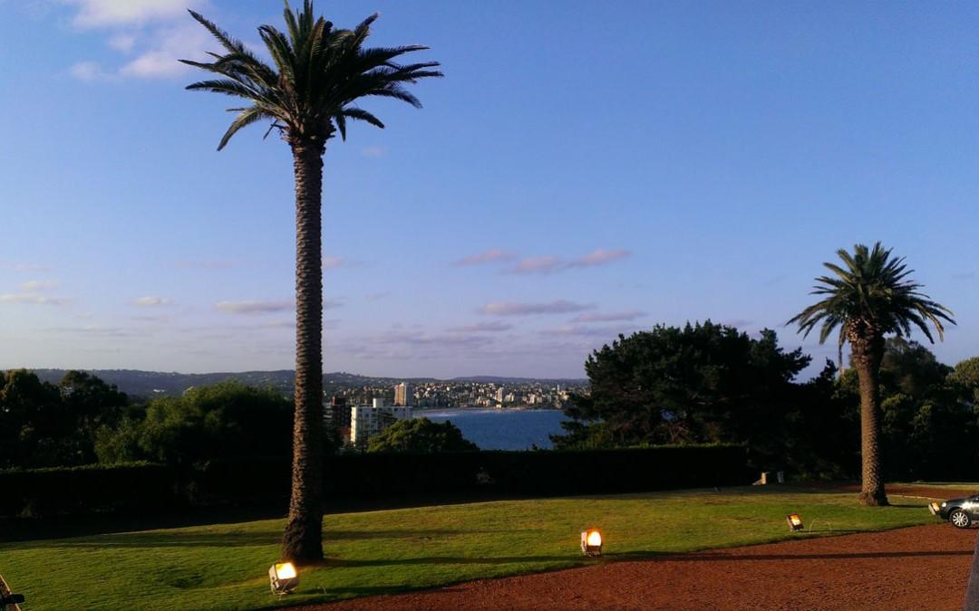 Strapazen, Schloss und Strand: Erste Eindrücke – Auslandssemester Australien