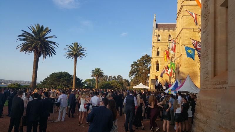Making new friends – Study Abroad Australia