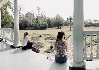 UNCW (USA) - Plantation Trip