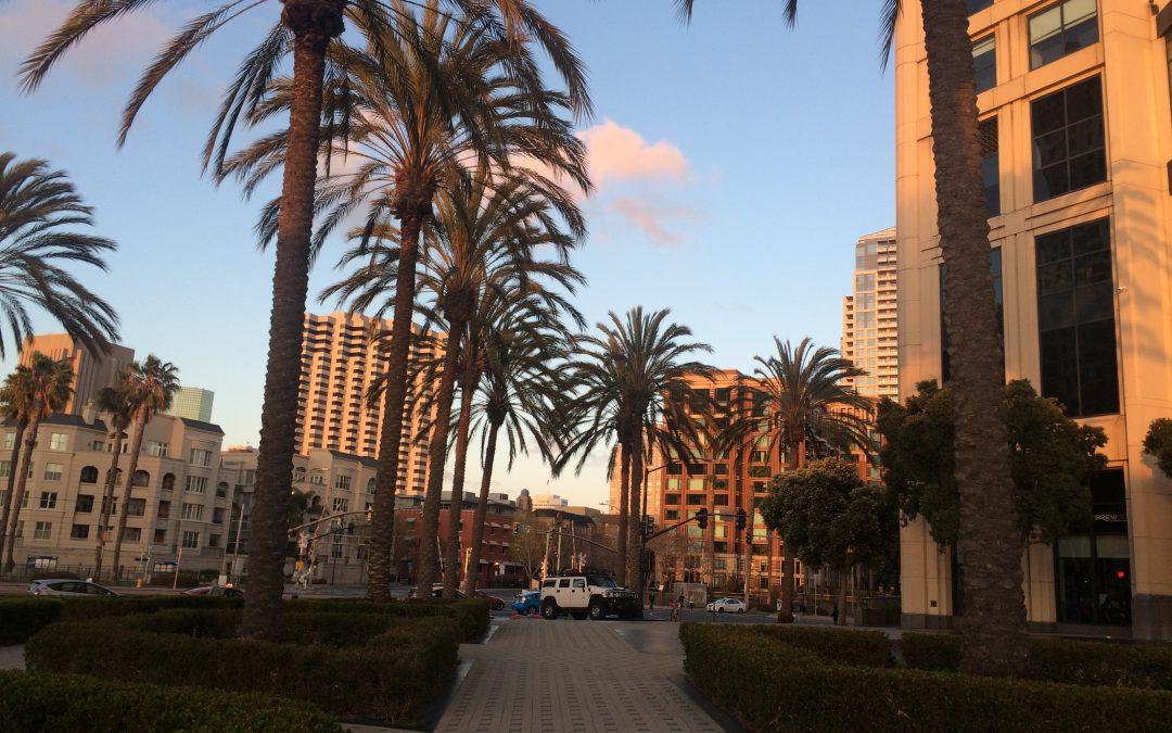Die richtige Unterkunft in San Diego finden