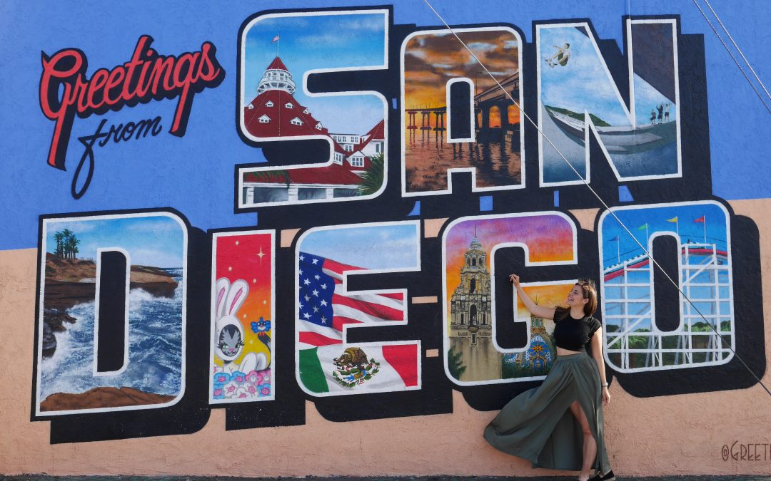 San Diego? Americas finest city!