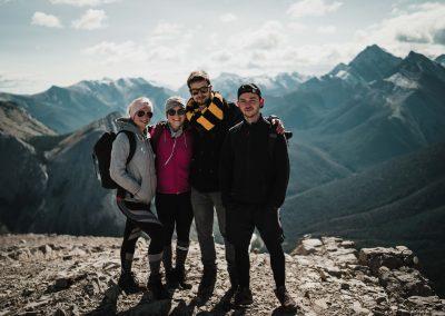 VIU (Kanada) - Ausflug in die Berge