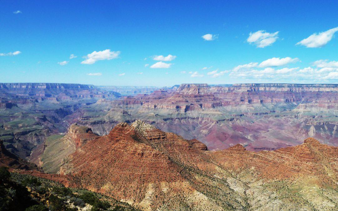 Von San Diego zum Grand Canyon