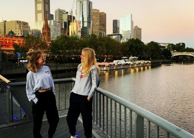 ICMS (Australien) Städtetrip nach Melbourne