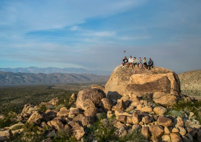 NU (USA) Ausflug zum Anza Borrego State Park