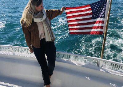 NU (USA) Whale Watching Tour